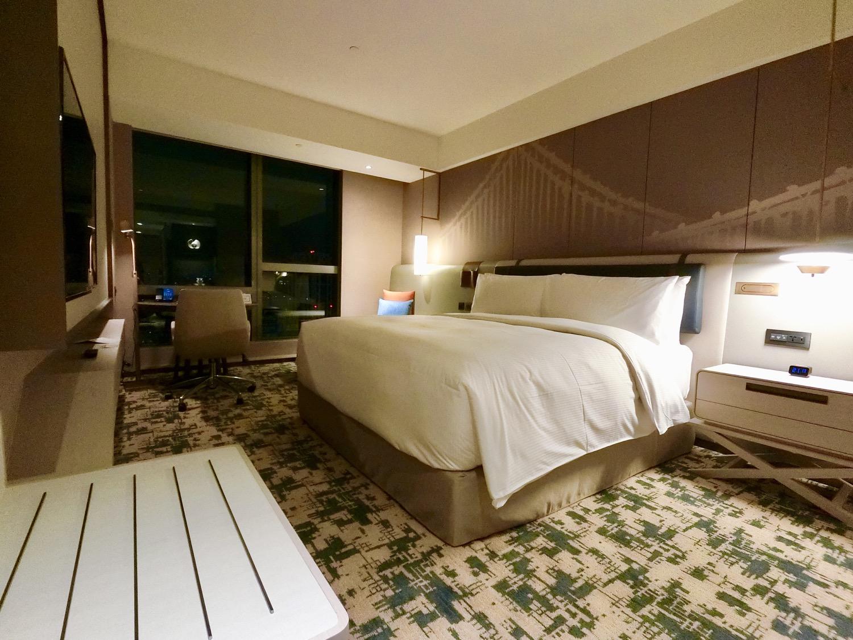 hilton taipei sinban hotel 台北新板希爾頓酒店